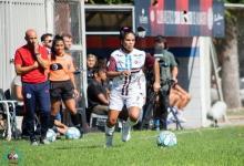 """""""Gracias al fútbol pude formarme y estudiar una carrera"""", contó la entrerriana Gaitàn"""