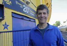 Mario Pergolini presentó su renuncia como vicepresidente primero de Boca