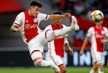 Finalmente no hubo título para el entrerriano Lisandro Martínez con el Ajax