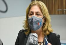 Internaron a la ministra de Salud de Santa Fe por un cuadro de neumonía leve