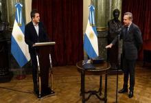 Pichetto juró como miembro de la Auditoría General de la Nación