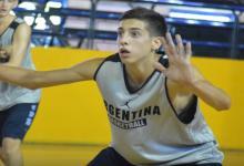 Mateo Díaz es el único entrerriano de la preselección argentina U17 rumbo al Sudamericano