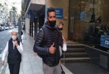 Matías Ibáñez cumplió con los estudios médicos para ser refuerzo de Racing