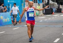 Pedestrismo: el concordiense Martín Méndez fue segundo de la San Silvestre en Buenos Aires