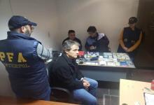 El empresario argentino-mexicano Carlos Ahumada Kurtz quedó detenido el viernes en el Aeroparque Jorge Newbery.