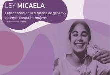 El Observatorio de Seguimiento de Capacitación en Género y Violencia Contra las Mujeres, avanza en la implementación de la Ley Micaela en los tres Poderes del Estado.
