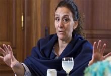 Gabriela Michetti quedó ayer imputada por defraudación a la administración pública y negociación incompatible.
