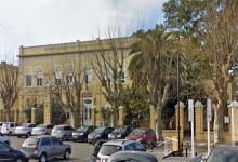 Sede de la Dirección Nacional de Migraciones.