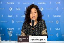 Carla Vizzotti, la flamante ministra de Salud de la Nación.