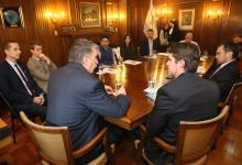 Empresa uruguayense participa de una misión comercial en Chile