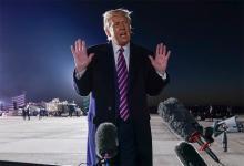 Trump y la Casa Blanca han mantenido la información de salud del presidente fuera del alcance de los medios y del público estadounidense.