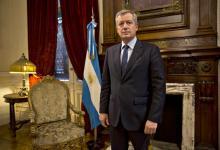 El presidente de la Cámara de Diputados dejará la función pública después de 16 años y trabajará en una consultora.