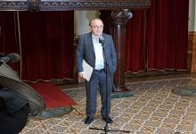 La comisión es presidida por Leopoldo Moreau