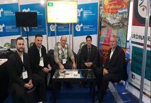 Mornacco promocionó el parque industrial de Urdinarrain en Buenos Aires
