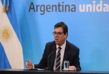 El ministro Moroni confirmó que habrá un aumento del Salario Mínimo