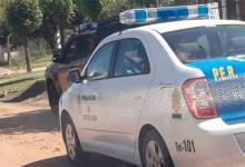 móvil policial