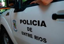Un motociclista murió al chocar con un auto en ruta 12