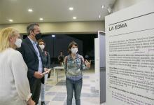 La muestra instalada en el Centro Provincial de Convenciones de Paraná, recopila testimonios de quienes estuvieron privadas de su libertad en la Escuela de Mecánica de la Armada durante la última dictadura cívico militar.