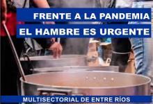 reclamo Multisectorial Entre Ríos