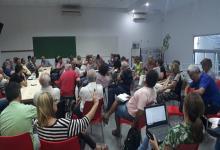 Multisectorial reunión por sistema previsional