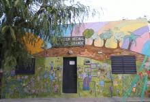 Mural Bajada Grande