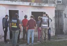 En Gualeguaychú se realizaron tres allanamientos por narcomenudeo.