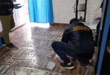 Las detenciones por narcomenudeo se produjeron en el Barrio Mosconi II de Paraná.