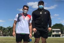 Nazareno Sasia logró récord sudamericano y se conocieron nuevos campeones provinciales