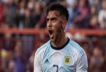 """Nicolás González elogió al crespense Gabriel Heinze y lo consideró """"clave"""" en sus inicios"""