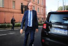 Guillermo Nielsen ya estaría trabajando en la nueva renegociación de la deuda del futuro gobierno de Alberto Fernández.