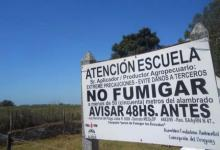 """Agmer expresó """"preocupación"""" por el fallo del STJ sobre fumigaciones"""
