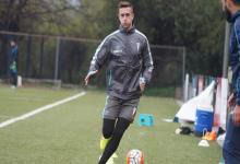 """Fútbol: el entrerriano """"Tito"""" Noir pidió entrenar en las instalaciones de Racing"""
