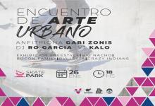 Encuentro de arte urbano