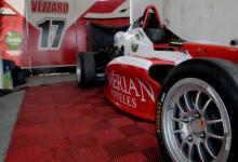 El equipo Werner Competición dejó listo el auto de Isidoro Vezzaro