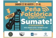 Peña Folclórica Virtual