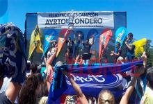 General Ramírez recibió al flamante campeón del TC Pista, Ayrton Londero