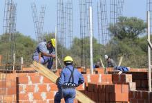 El sector de la construcción aumentó un 4,4 por ciento durante enero de 2021 respecto al mes anterior.