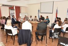 En el encuentro participaron representantes de los Ministerios de Desarrollo Social, Salud y de Gobierno; del Poder Judicial; del Consejo General de Educación (CGE); de la Policía de Entre Ríos; y ONGs.