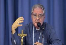 Oscar Ojea, presidente de la Conferencia Episcopal, es uno de los firmantes.
