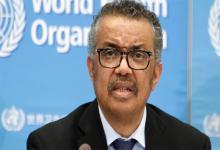 Tedros Adhanom Ghebreyesus es director de la OMS.