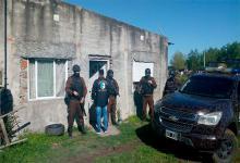 operativo antidrogas Gualeguaychú