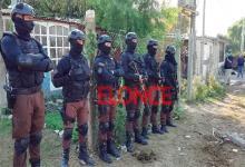 operativo asaltos calle Hernandarias Paraná
