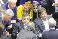 El interbloque de Juntos por el Cambio cuestionó al diputado Daniel Scioli con la intención de hacer caer la sesión.