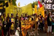 organizaciones sociales marcha