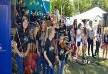 Orquesta Infanto Juvenil Entre Ríos