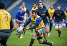 Rugby Championship: los entrerrianos Ortega Desio y Kremer fueron citados a Los Pumas
