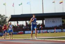 Atletismo: el maciaense Sergio Pandiani terminó sexto en las Universiadas