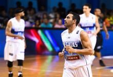 El entrerriano Paolo Quinteros jugará su novena temporada en Regatas Corrientes