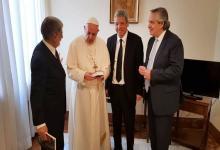 El Papa Francisco recibirá al presidente Alberto Fernández el 31 de enero