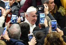 Fernández quiere mantener una relación directa con el papa Francisco.
